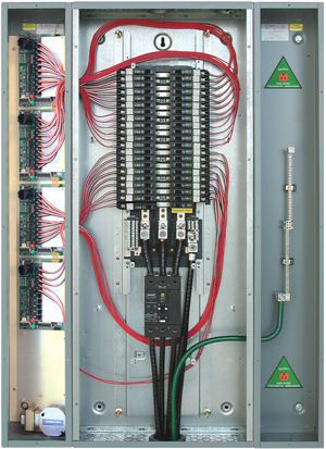 serial controlled panelboard rs 232 remote control circuit breaker panel Murray Breaker Panel Wiring Diagram Residential Circuit Breaker Sub Panel Diagram