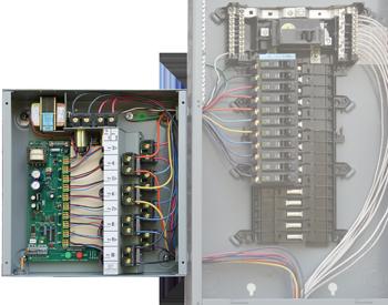 LCRP u2013 Lighting Control Relay Panel  sc 1 st  Lyntec & Lighting Control Relay Panel | Retrofit DMX Lighting Control Relay ... azcodes.com