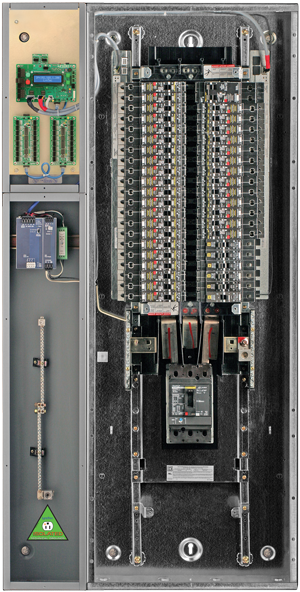 Remote Control Breaker Panel   Web Enabled Control and
